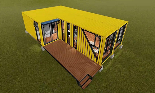 individual container house