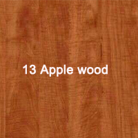 13 Apple wood